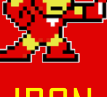 I AM IRON MAN Sticker