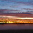 As Sun & Mist Arose by Michael Little