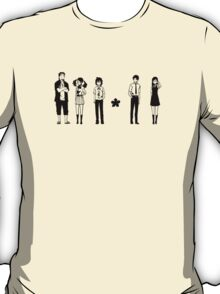 ANIME: Ano Hana - The Flower We Saw That Day T-Shirt