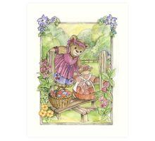 Tweeny Teedy #5 Art Print