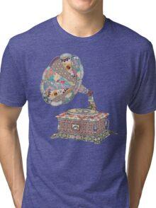 Seeing Sound Tri-blend T-Shirt