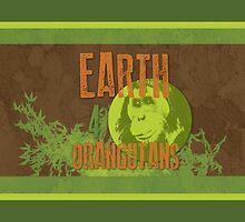 Leuser in E4O by Earth 4 Orangutans E40