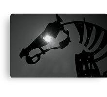 Equine Canvas Print