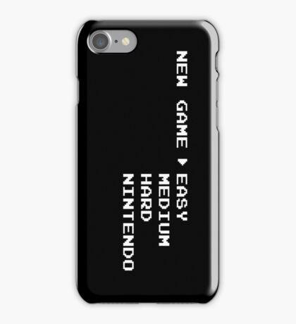 Nintendo Hard iPhone Case/Skin