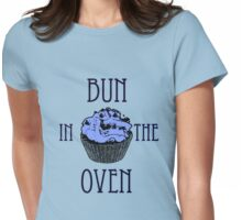 Bun In The Oven - Blue - Pregnancy Tee T-Shirt