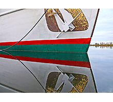 The Starboard Bow Photographic Print