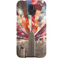 Superstar New York Samsung Galaxy Case/Skin
