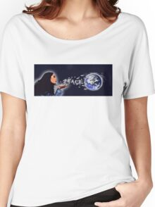 Peace On Earth Women's Relaxed Fit T-Shirt