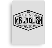 Mbladush1 Canvas Print
