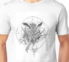 Silent Observer Unisex T-Shirt