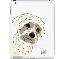 Graphic Art Dog 5 iPad Case/Skin