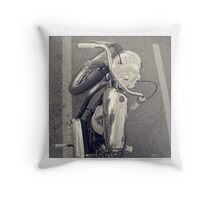 """Board Royal III"" Throw Pillow"