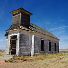 Old Abandoned Church by JBoyer