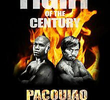 Pacquiao vs Mayweather, Fight of the Century by ches98