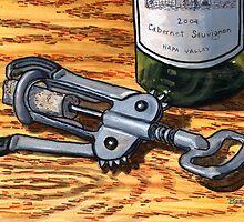 Wine Opener by bernzweig
