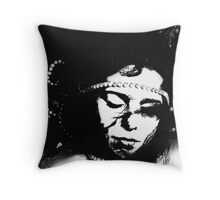 Dreaming of Pearls Throw Pillow
