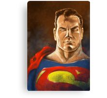 S-MAN HERO Canvas Print