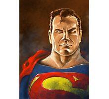S-MAN HERO Photographic Print