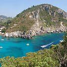Corfu and Paleokastritsa by loiteke