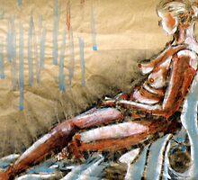 Serene Lady by Charlotte Harold