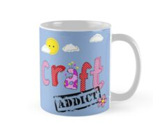 craft addict mug Mug