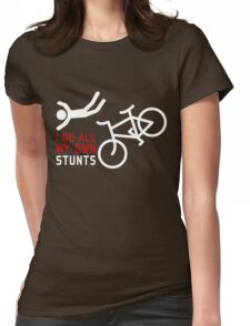 Bicycle I Do All My Own Stunts T-Shirt