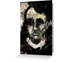 Baudelaire Greeting Card