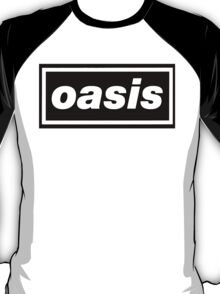 Oasis Simple  T-Shirt