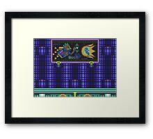 Hidden Palace Zone (Sonic 3+K) Framed Print