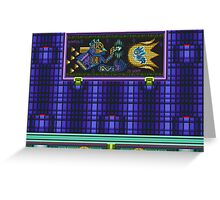 Hidden Palace Zone (Sonic 3+K) Greeting Card