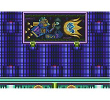 Hidden Palace Zone (Sonic 3+K) Photographic Print