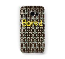 Sherlock BORED Samsung Galaxy Case/Skin