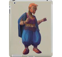 Tasqara - a thieving dwarrowdam iPad Case/Skin