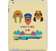 3 Queens iPad Case/Skin