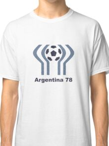 World Cup 1978 Classic T-Shirt