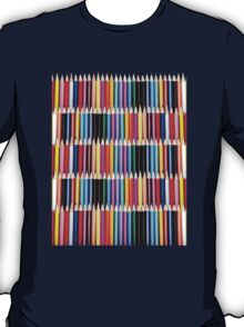 Colouring Pencils 2 T-Shirt
