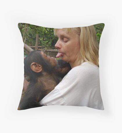 Fascination Throw Pillow