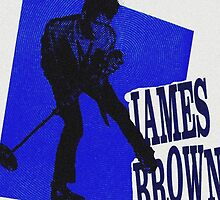James Brown by doghouseart