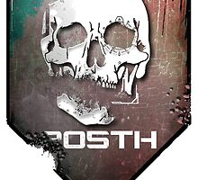 Rustic 205th Logo by JarvixMontague