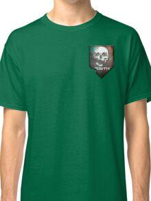 Rustic 205th Logo Classic T-Shirt