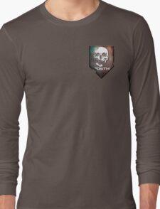 Rustic 205th Logo Long Sleeve T-Shirt
