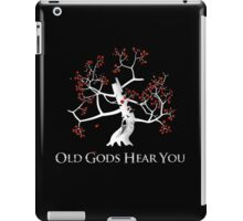 Old Gods Hear You iPad Case/Skin