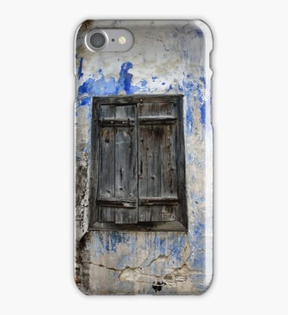CYPRUS DOORS iPhone Case/Skin