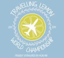 Travelling Lemon World Championship 2014 Kids Clothes