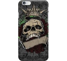 King of Garden iPhone Case/Skin