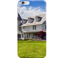 Stage Coach Route iPhone Case/Skin