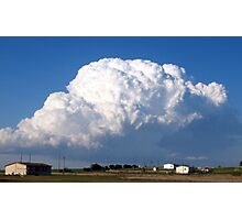 Cloud of Thunder Photographic Print