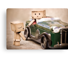 need a ride mate? Canvas Print