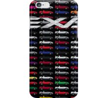 EXA CRUISE iPhone Case/Skin