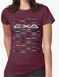EXA CRUISE Womens Fitted T-Shirt